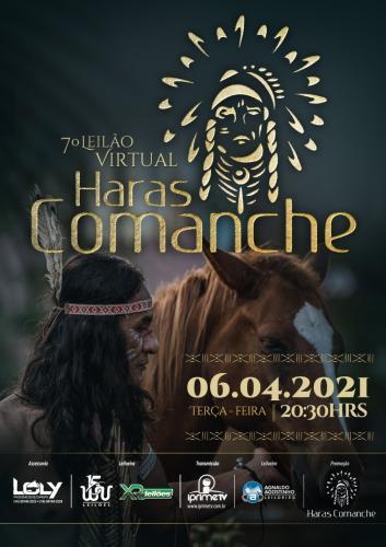 7º Leilão Virtual Haras Comanche