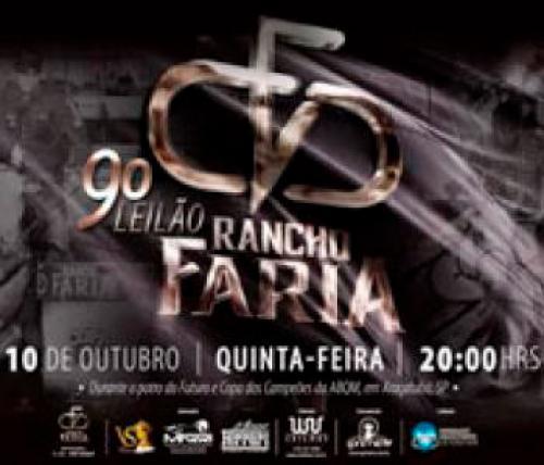 10º Leilão Rancho Faria e Convidados
