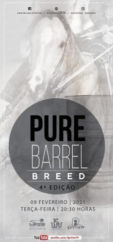 Leilão Virtual Pure Barrel Breed