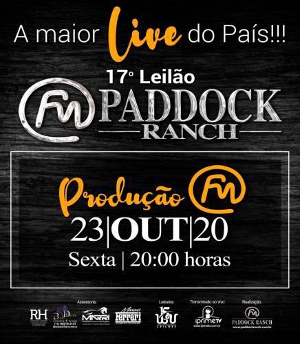 18º Leilão Paddock Ranch - Produção FM