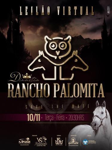 Leilão Live Rancho Palomita