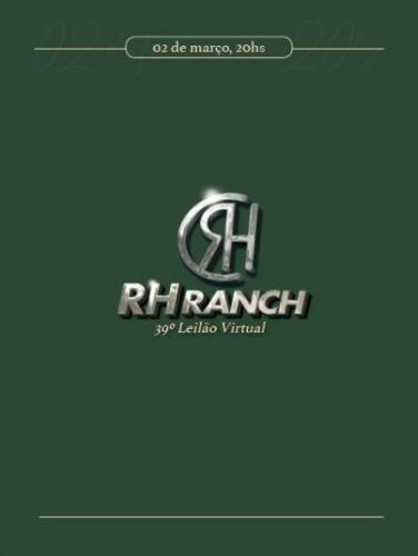 38º Leilão Virtual RH Ranch