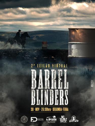 4º Leilão Virtual The Barrel Blinders