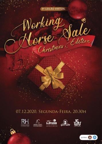 9º Leilão Virtual Working Horse Sale - Christmas Edition