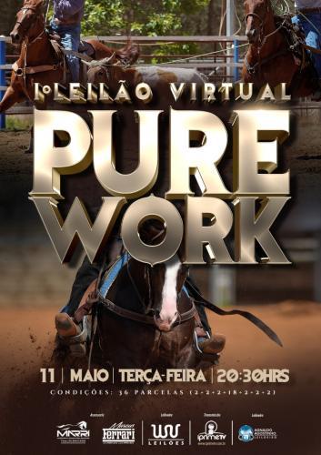 1º Leilão Virtual Pure Work