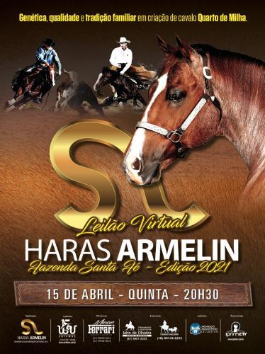 4º Leilão Virtual Haras Armelin