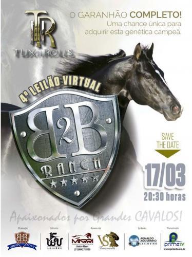 5º Leilão Virtual B2B Ranch