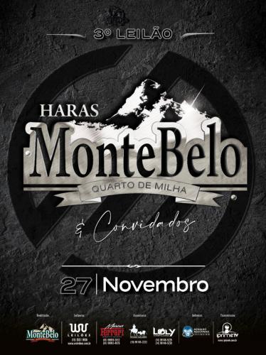 3º Leilão Haras Monte Belo