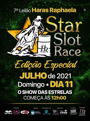 7º Leilão Haras Raphaela Star Slot Race