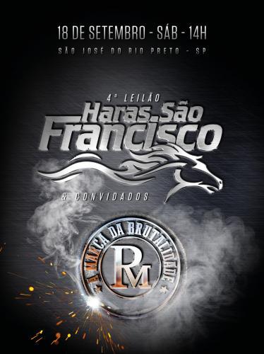 4º Leilão Haras São Francisco e Convidados