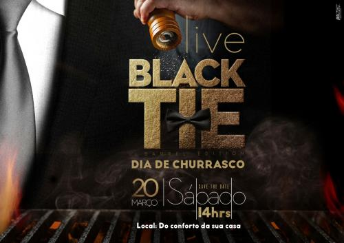 2º Leilão Live Black Tie - Barrel Edition