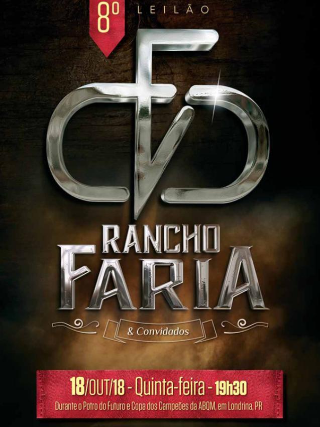 Confira as Fotos - 8º Leilão Rancho Faria e Convidados