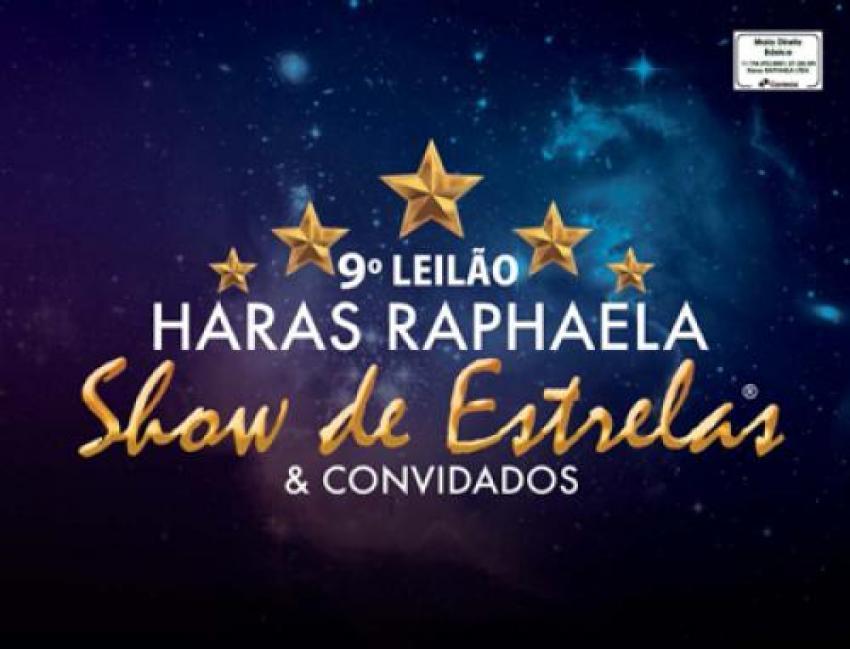 Confira as Fotos - 9º Leilão Haras Raphaela Show de Estrelas